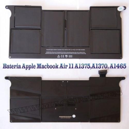 """Teclado Para Apple MacBook Air 11"""" A1465 2012"""