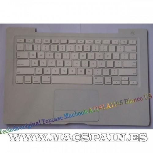 Teclado Macbook Pro Unibody A1286 Mb470 Mb471 Año 2008