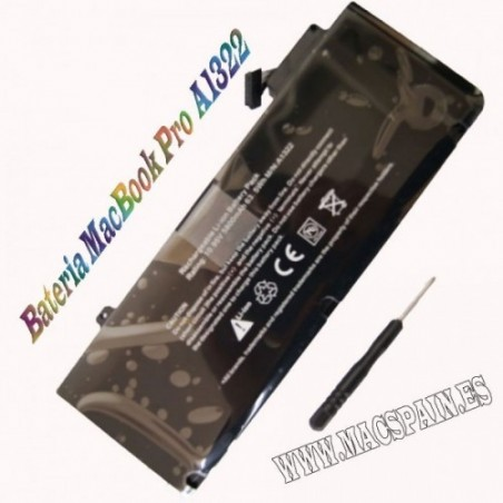 Bateria para Apple MacBook Pro 13 Pulgadas Serie A1322