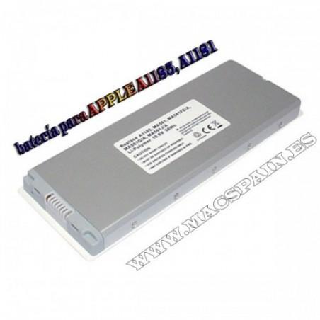 "Bateria para MacBook 13"" A1185 - 5200mAh"