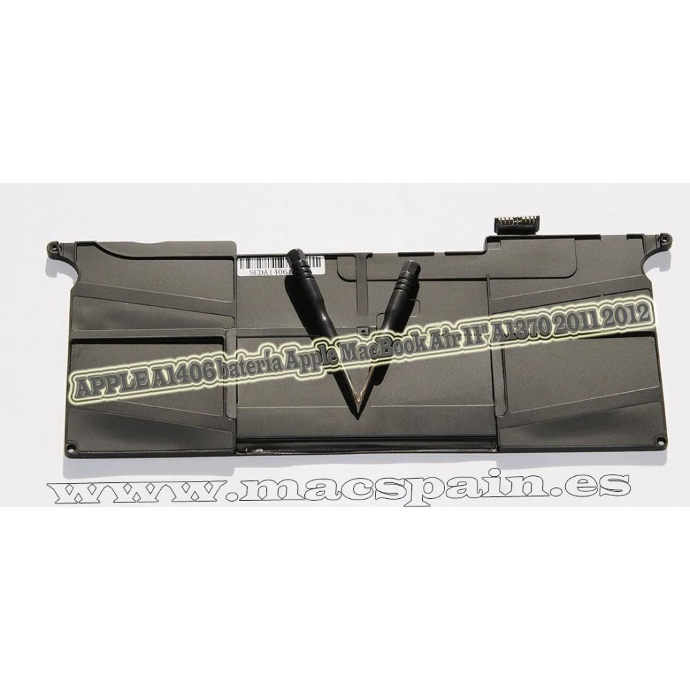 "Batería para Apple MacBook Air 11"" A1370 2011 2012 portátil"
