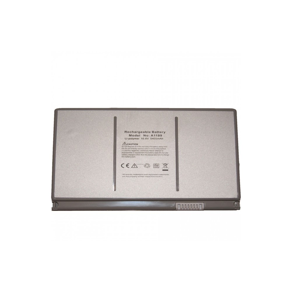 "Batería para APPLE MacBook Pro 17"" A1189 10.8V 5400mAh"