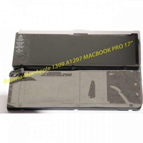 "Batería Para Apple MacBook Pro 17"" A1309 MC226ZP/A"