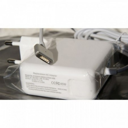 45W Macbook Air CARGADOR / Adaptador Magsafe A1244 A1269 A1270-MD232ZP/A