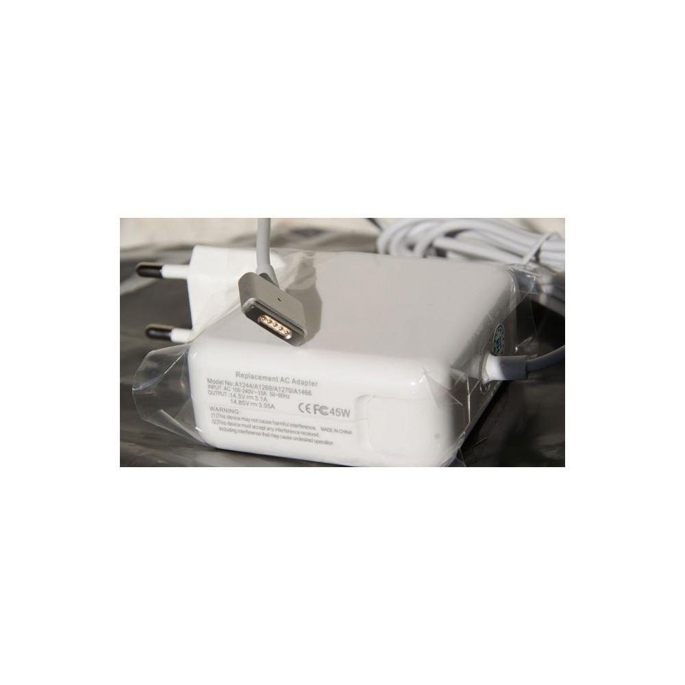 Cargador MacBook Air de corriente MagSafe 2 de 45 W (MD592Z/A)