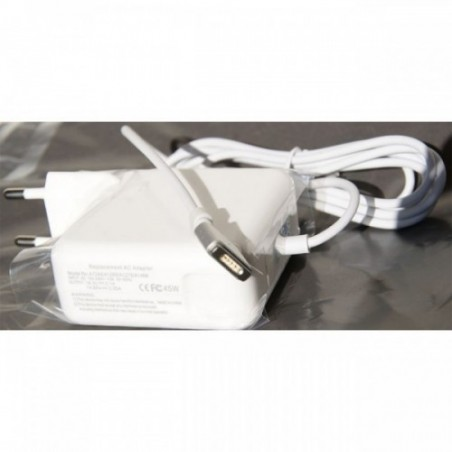 Cargador MacBook Air de corriente MagSafe 2 de 45 W (MD592Z/A)
