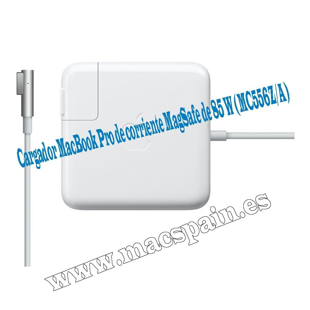 CARGADOR PARA APPLE MACBOOK 85W 18.5V