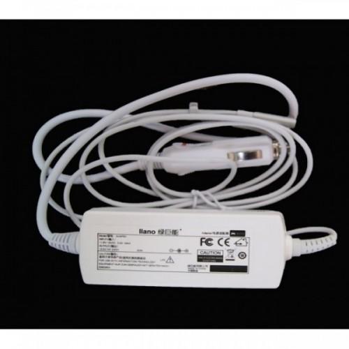 Comprar cargador Coche Apple MacBook 60W Conector Magsafe