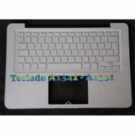 """Teclado Macbook Unibody A1342 """"UNIDADES NUEVAS ENVIO 24H"""""""