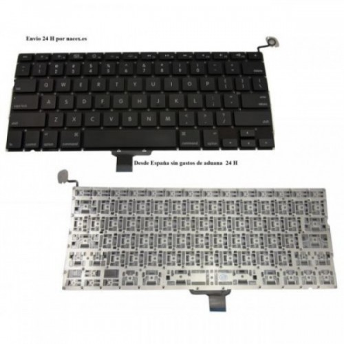 "TECLADO para APPLE MACBOOK PRO 13"" A1261"