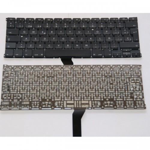 "Teclado para Macbook Air A1369 MC965 MC966 MC503 MC504 13"" ES"