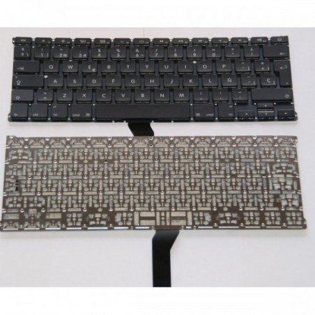 "Teclado para Macbook Air A1369 MC965 MC966 MC503 MC504 13"" ES"