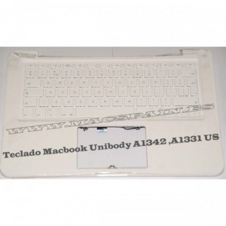 Teclado Macbook Unibody A1331 / Apple MacBook Pro MB985LL/A 15.4-Inch