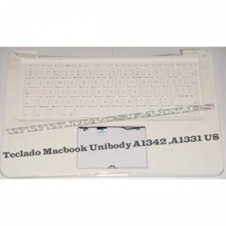 Teclado Macbook Unibody A1331 / Apple MacBook Pro MB985LL/A 15.4-Inch