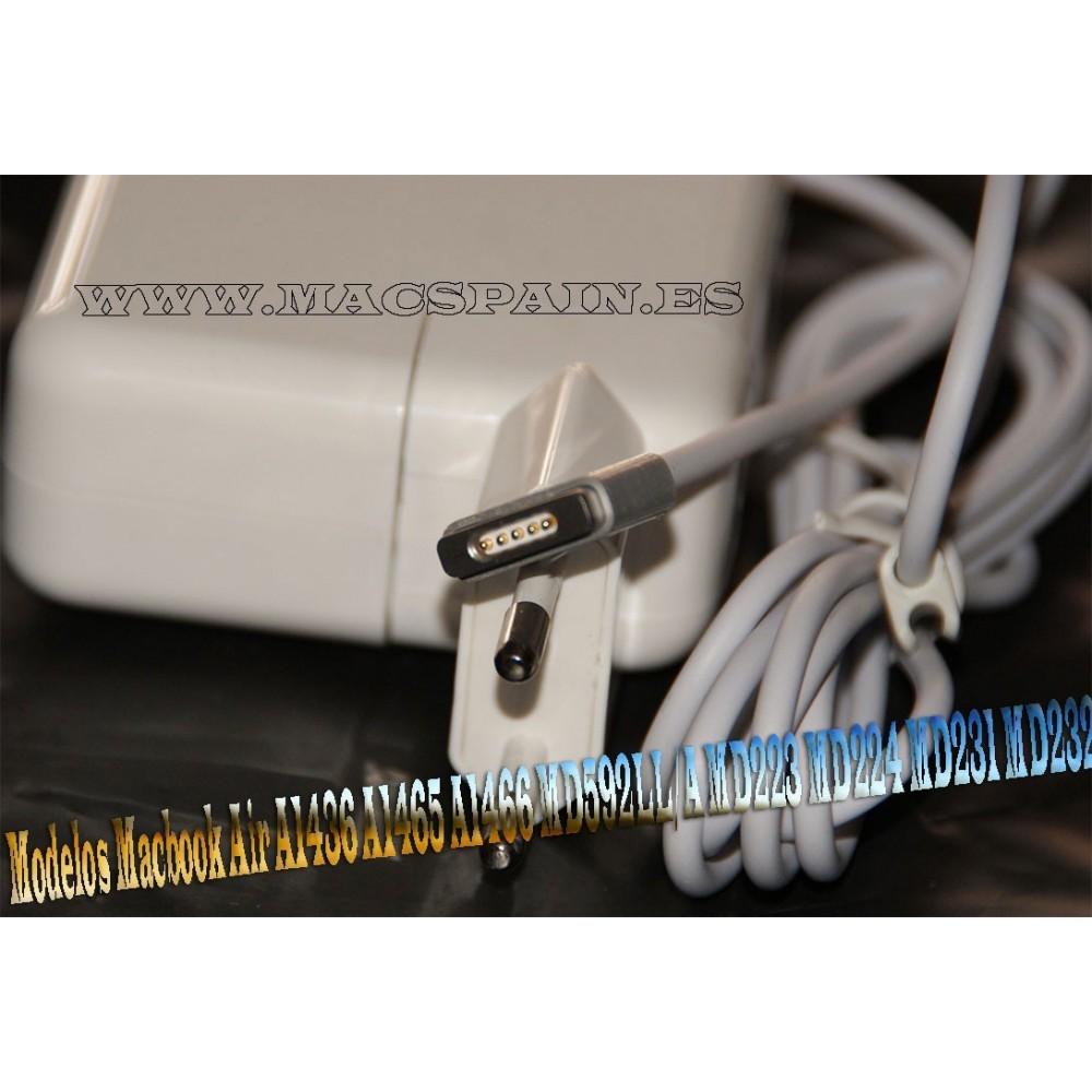 Cargador para Macbook Air A1436 A1465 A1466 MD592LL/A MD223 MD224 MD231 MD232
