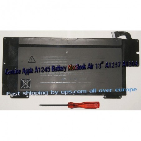 Batería para Apple MacBook Air 13 - A1237 / A1304 /A1245 ORIGINAL