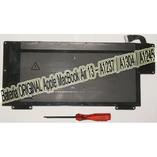 Batería para Apple MacBook Air 13 - A1237 / A1304 /A1245 ORIGINAL