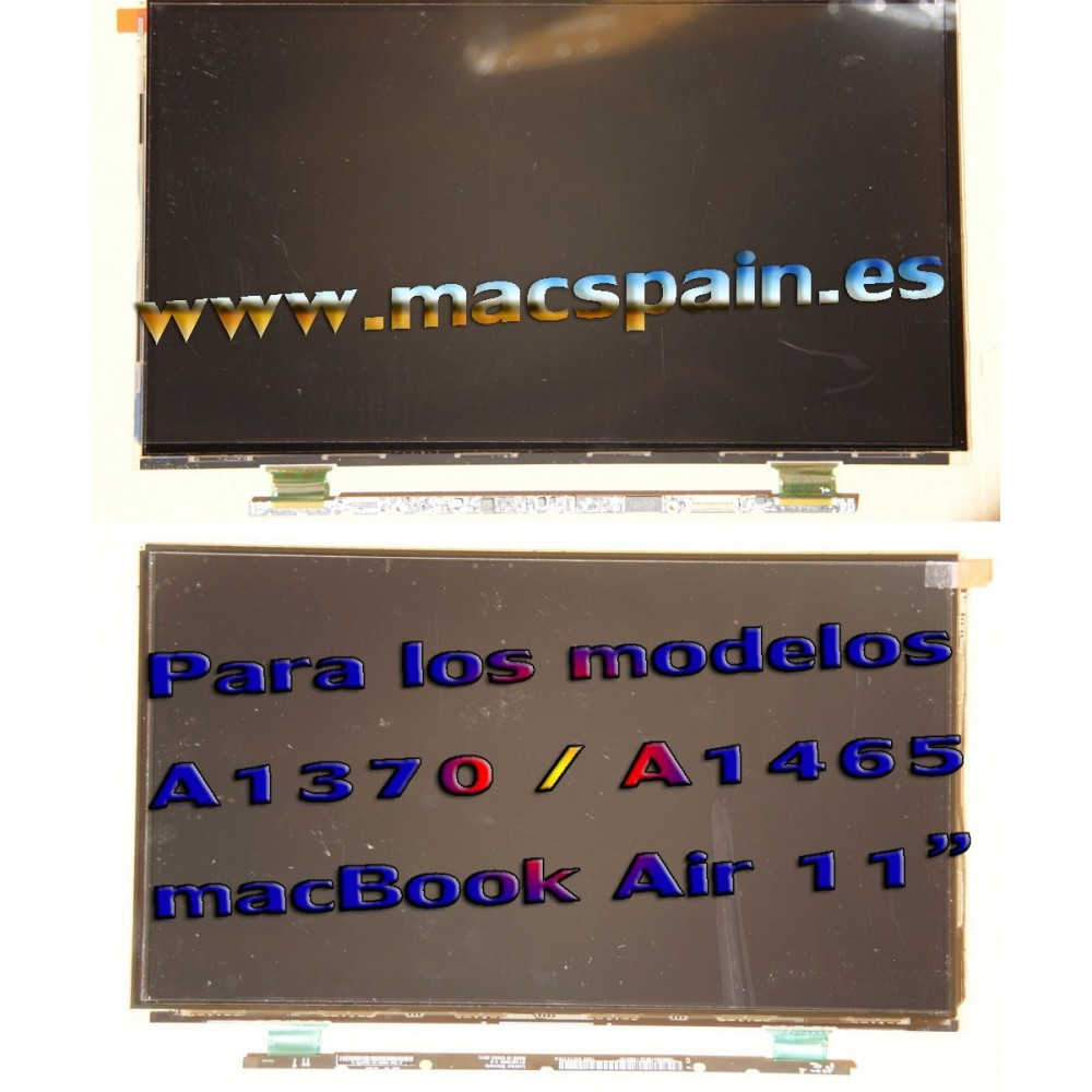 "PANTALLA PORTÁTIL MacBook Air ""Core i5"" 1.7 11"" (Mid-2012)"