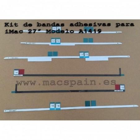 """Kit de bandas adhesivas para iMac 27"""" Modelo A1419"""