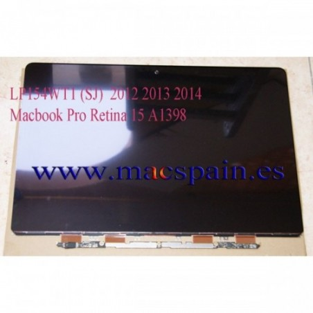 "Pantalla Display LCD MacBook Pro 15.4"" 2.3GHz Core i7 (A1398) - Mid 2012"