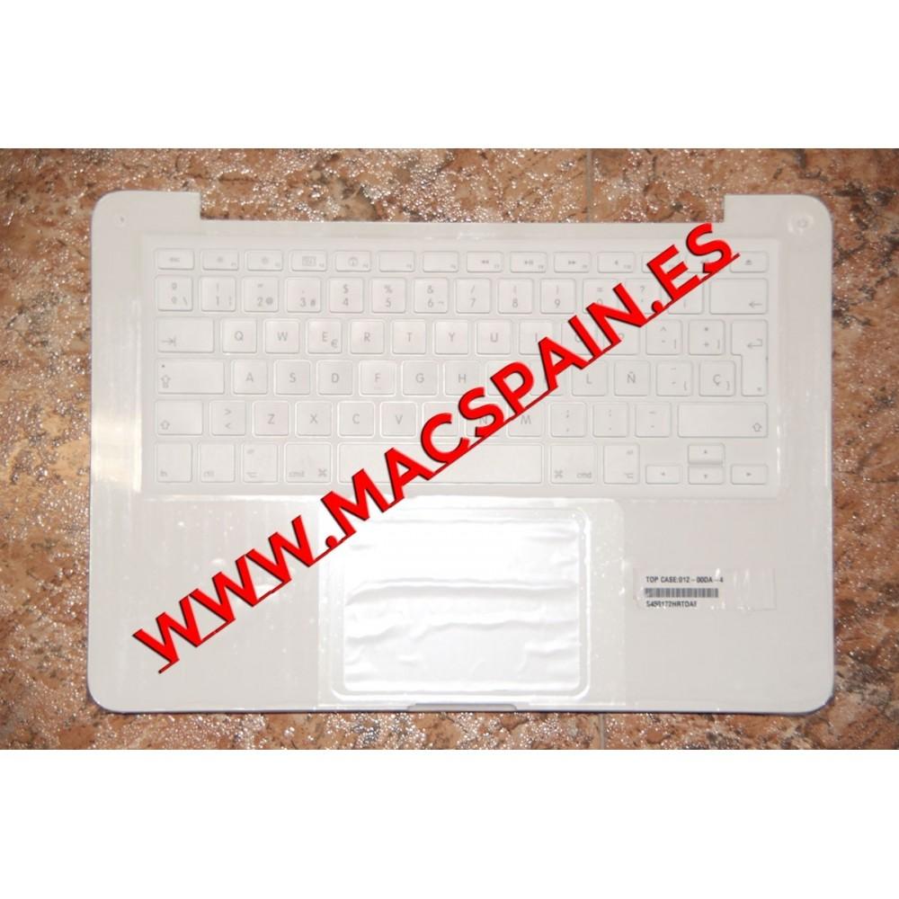 Teclado Topcase Trackpad Español Apple A1331 ORIGINAL -NUEVO