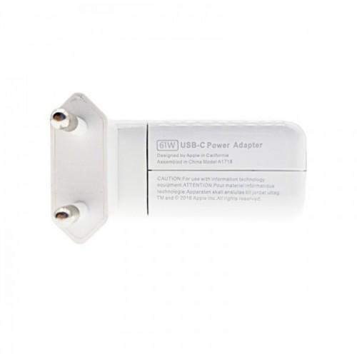 Adaptador ORIGINAL de corriente USB-C 61W MNF72Z/A
