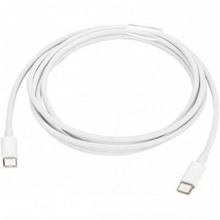 con Cable USB-C de 2 m a USB-C